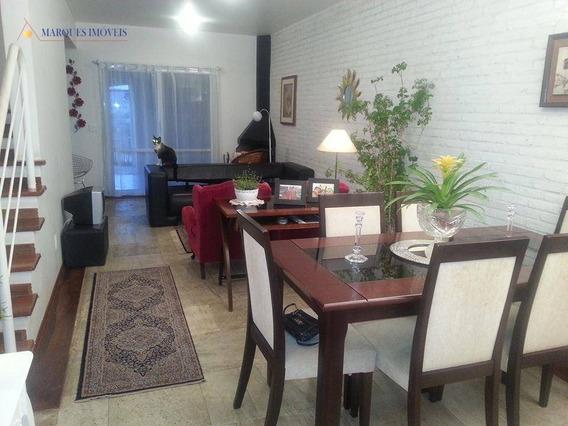 Sobrado Residencial À Venda, Scenic, Santana De Parnaíba - So1260. - So1260