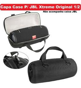 Capa Case Bolsa P Jbl Xtreme 2 Rígida Anti Choque / Impacto
