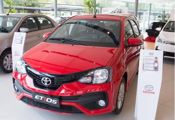 Toyota Etios 1.5 X 6mt 5p 2020