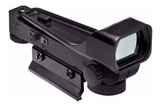Mira Holográfica Tática Trilho 11mm Airsoft Paintball Mount