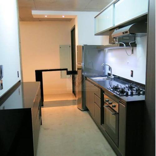 Apartamento Para Venda No Maxhaus Brooklin - Ap10673