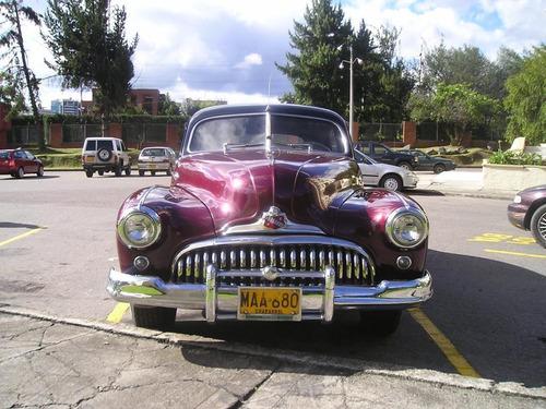 Buick Super Special 1948