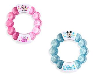 Mordillo Refrigerante Bebe Disney Mickey Minnie Babymovil