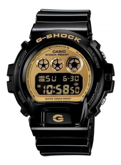 Relógio Casio G-shock Masculino Digital Dw-6900cb-1ds