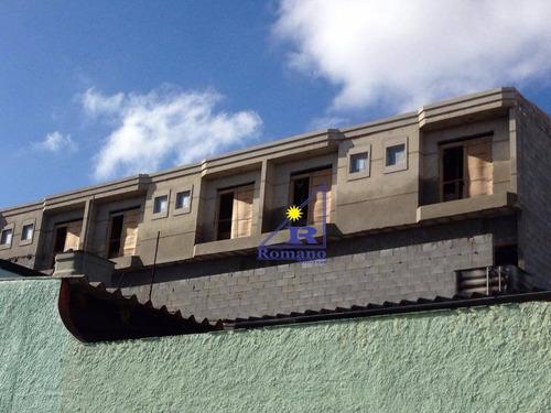 Sobrado Residencial À Venda, Chácara Mafalda, São Paulo. - So0619