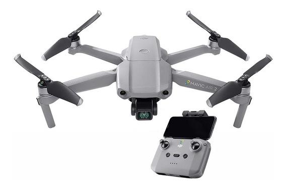 Drone Dji Mavic Air 2 Combo Fly More Anatel Garantia E Nf-e