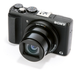 Camara Semiprofesional Sony Hx60v, 30x, Fullhd, Gps, Wifi