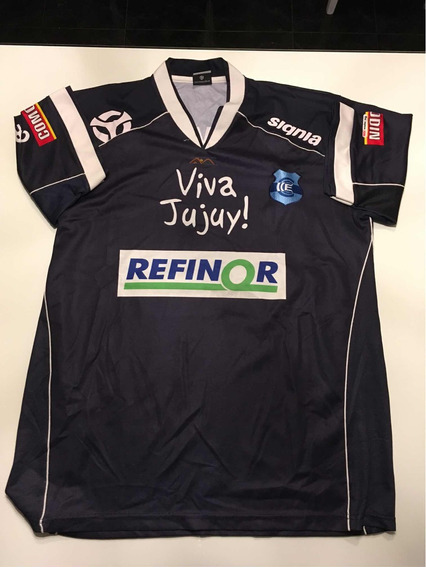 Camiseta Gimnasia De Jujuy Temporada 2008