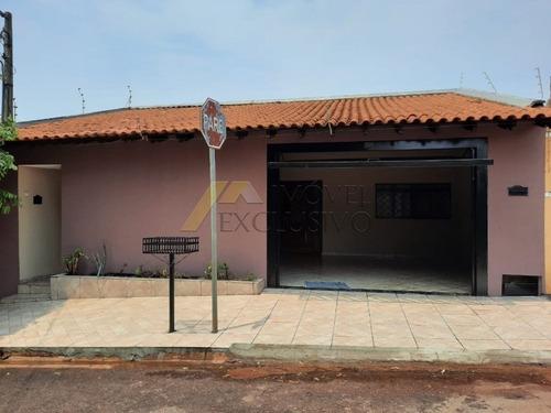 Casa, Jardim Arlindo Laguna , Ribeirão Preto - 453-v