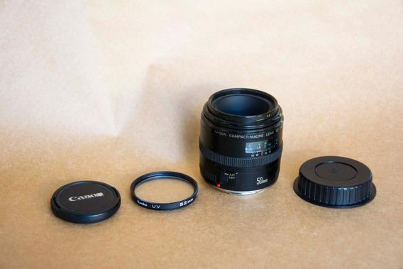 Lente Canon 50mm Compact Macro 1,2,5 - Fotos Macro