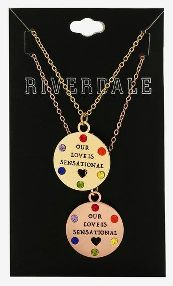 Collar Riverdale Nuevo Original