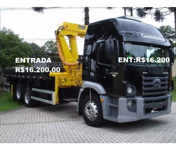 Vw 24250 2012 Engatado No Munck
