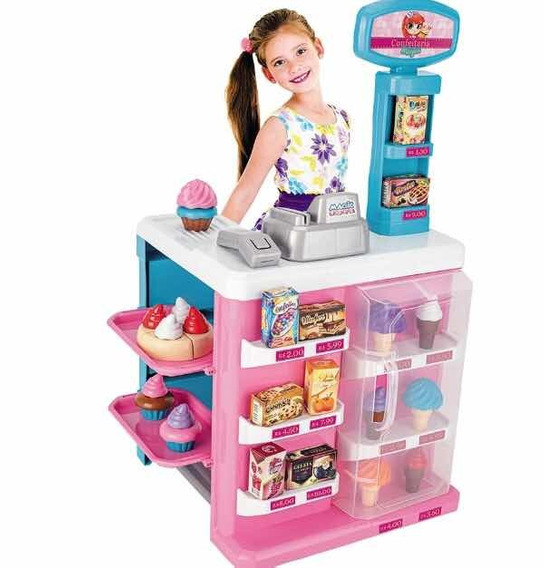 Confeitaria Infantil Mercadinho Magic Toys 8047