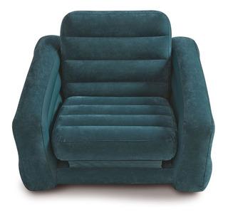 Sillon Sofa Cama Inflable Individual *envío Gratis*