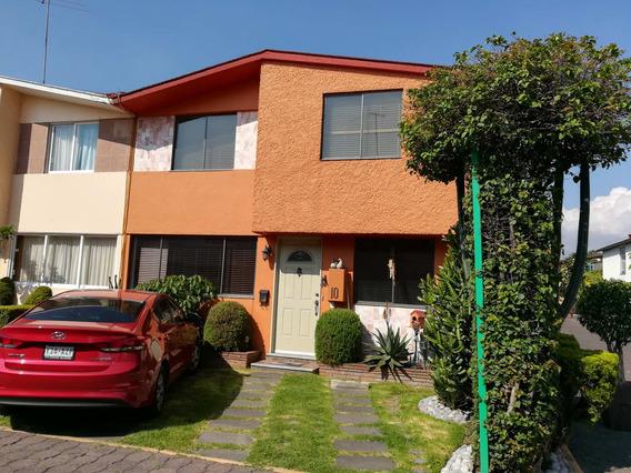 Casa En Condominio Horizontal Con Mucha Seguridad