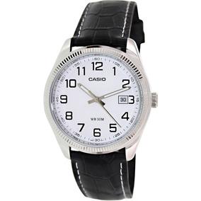 Reloj Casio Para Hombre Mtp1302l-7bv De Color Negro