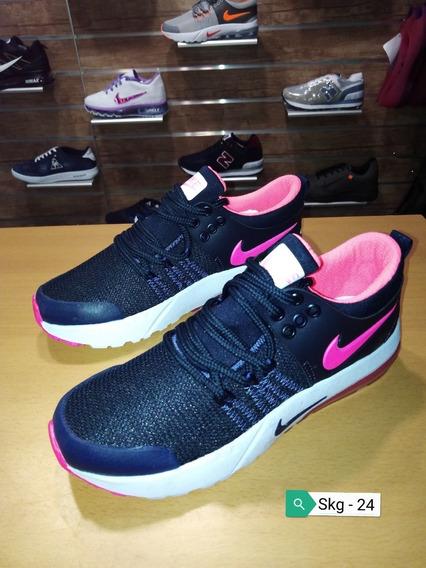 Zapatos Deportivos Nike Presto Damas Talla 35 Skg