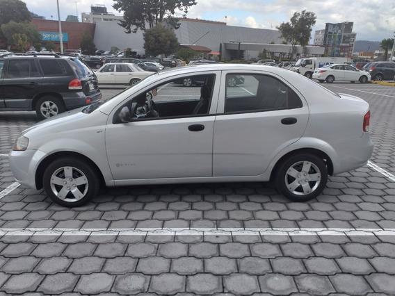 Chevrolet Aveo Activo 1.6cc, Placas Gyquil, Matricula Quito