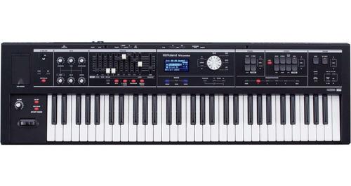 Imagen 1 de 5 de Teclado Roland Combo Vr-09 61 Teclas Organo/piano