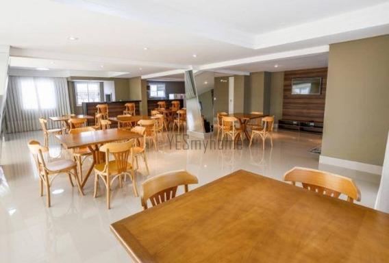 Apartamento Com 1 Dormitório À Venda, 37 M² Por R$ 238.000,00 - Novo Mundo - Curitiba/pr - Ap0962