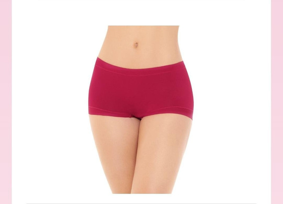 Boxer Dama Ilusion 1407 Push Up Gluteos Normal/extras Sexy