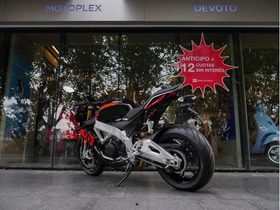 Nueva Aprilia Tuono V4 1100 Rr 2017 - Motoplex Devoto