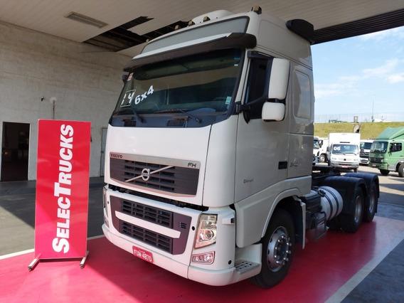 Volvo Fh 540 6x4 2014 Selectrucks