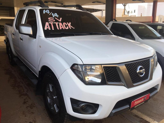Frontier 2.5 Sv Attack 4x2 Cd Turbo Eletronic Diesel 4p Man
