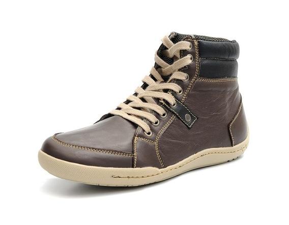 Bota Masculina Shoes Grand Rustico Couro Legítimo - 801