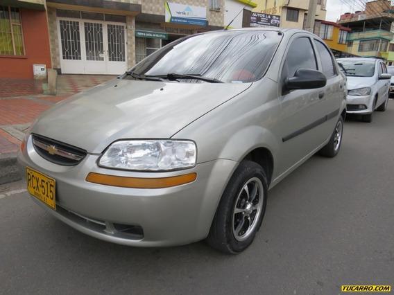 Chevrolet Aveo Family Mt 1500cc