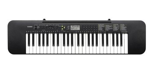 Teclado Organo Electrónico Casio Ctk240
