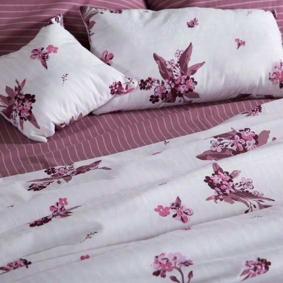 Sabana Estampada Twin