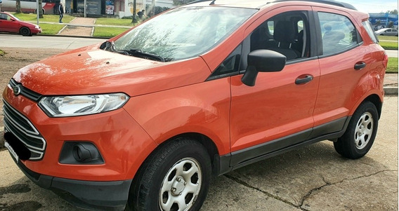 Ford Ecosport 100% Financiado En $