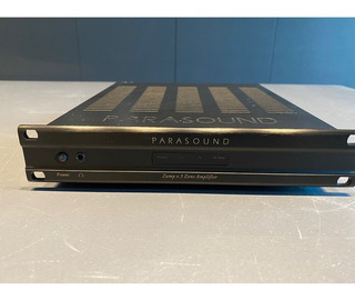 Amplificador Parasound Zamp V.3 - Impecable - Ocio