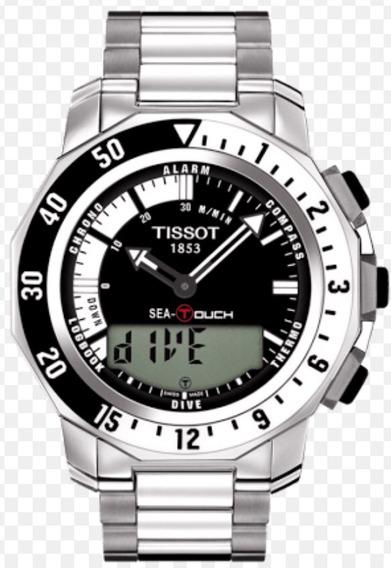 Tissot Sea Touch Elos Link Gomo