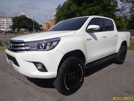 Toyota Hilux Revo Sincrónico