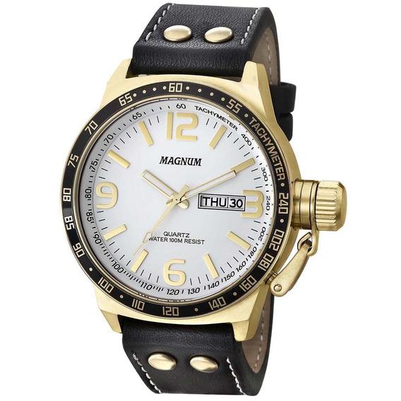 Relógio Masculino Analógico Magnum Ma31542b - Preto