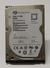 Hd 500gb 2.5 Hdd Notebook Video St500vt000 Seagate