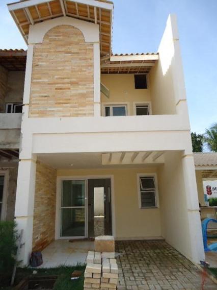 Vende Duplex No José Walter Residencial Espaço Bem - Ca0022