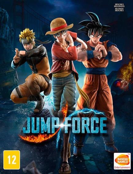 Jump Force Pc - Steam Key (envio Flash)