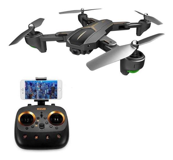 Drone Visuo Xs812 Gps - Câmera Wifi Full Hd 1080p - Mavic A.