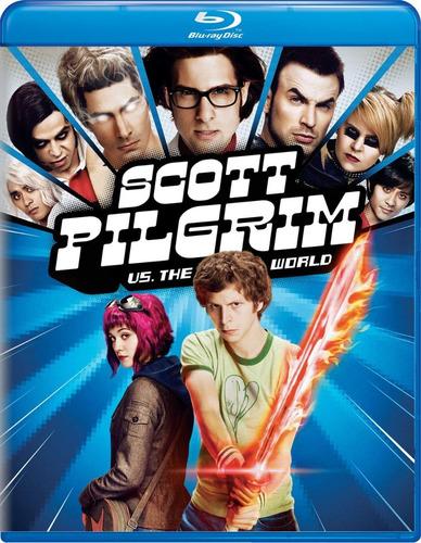 Blu-ray Scott Pilgrim Vs The World