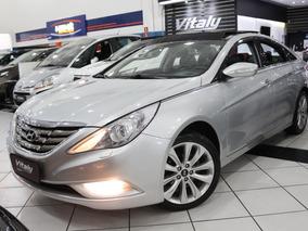 Hyundai Sonata 2.4 16v Aut. 2012 * Top De Linha + Baixo Km *