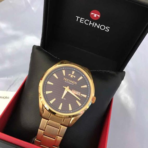 Relógio Technos Automático