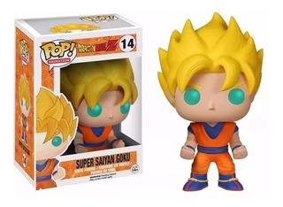 Funko Pop Super Saiyan Goku 14 Dragon Ball Z