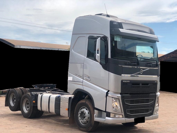 Volvo Fh 460 6x2 Globetrotter I-shift 2018 / 2018