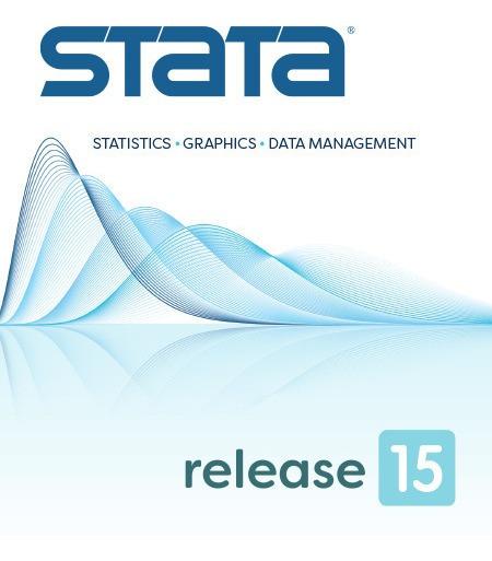 Stata 15 Stata Mp 15.1 Lançamento - 64 Bits