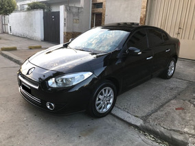 Renault Fluence 2.0 Luxe Año 2011 Color Negro As Automobili