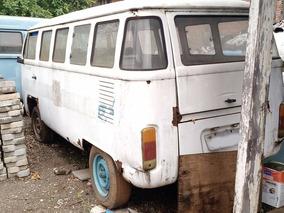 Vw Volkswagen Kombi Sucata 1990 Nao Vendemos Pecas