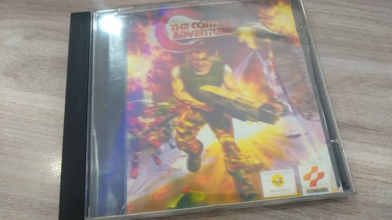 C The Contra Adventure Playstation 1 Prensado